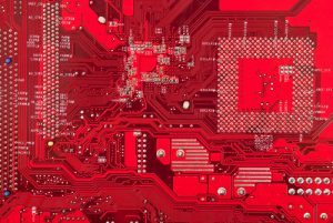 The 9 stages of printed circuit board production
